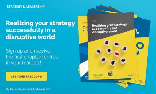 Realizing your strategy successfully in a disruptive world - ch. 1